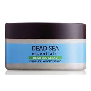 AHAVA Dead Sea Algae Dunaliella Body Scrub NIP